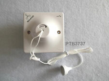 HAGER FAN ISOLATING 3 POLE CEILING SWITCH 10 AMP + SURFACE BOX WAS ASHLEY CS3PF