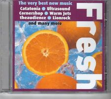 (GX687) Fresh, 17 tracks various artists - 1998 Select CD