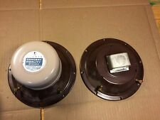 Matched Pair Jensen M81 C7704 8-inch full-range Speakers 8-ohm 1964 TESTED GOOD