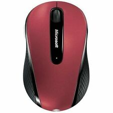 Microsoft Wireless Mobile Mouse 4000 - Bluetrack - Wireless - Radio Frequency -