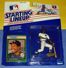 1989 DAVE WINFIELD New York NY Yankees #31 -low s/h- Starting Lineup HOF
