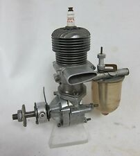 Vintage 1938 Ohlsson Gold Seal 56 Ignition Model Airplane Engine
