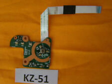 Acer Aspire 8930G LE2- Powerpanel button Seiten Eckenbutton #KZ-51