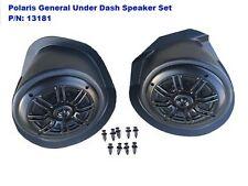 Polaris General 1000 EPS Under Dash Speaker set (13181 w/ speakers) for Stereo