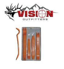 Archery serving tools for recurve or compound bow strings