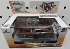 1969 DODGE BOYS CHARGER DAYTONA 440 SCAT PACK MAROON MOPAR 69 15-61 M2