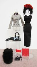 "Outfit Clothing Fashion Royalty Lana Turner: Hollywood Suited 12"" Doll New!!!"