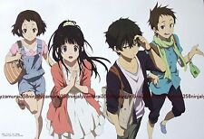 Hyouka / Aquarion Evol mini poster anime official