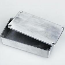 1590B Style Effects Pedal Aluminum Stomp Box Enclosure for Guitar #Cu3