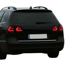 LED RÜCKLEUCHTEN VW PASSAT 3C B6 05-10 KOMBI SCHWARZ NEU RÜCKLICHTER RV43LLBS