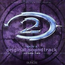 Halo 2, Vol. 2 [Original Video Game Soundtrack] by Martin O'Donnell (CD,...