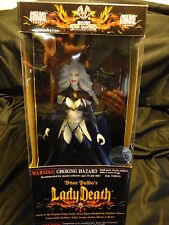 Witchblade RARE LIMITED EDITION LADY DEATH SCULPTURE STATUE In box