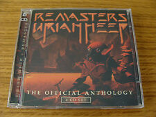 CD Double: Uriah Heep : Remasters Anthology
