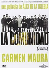 COMMON WEALTH (La Comunidad) **Dvd R2** Alex De La Iglesia