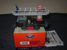 Lionel Trains 69 PWC 6-28404 Motorized Track Maintenace Car LN/OB #TT