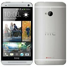 Htc one m7★★silver★★ 32gb ★★brand new imported ★★ with 1 year warranty☑️☑️☑️