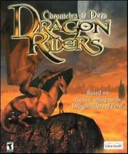 Dragonriders Chronicles of Pern PC CD ride dragon rider fire role-playing game!