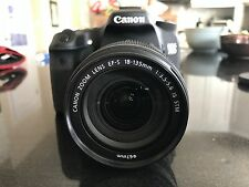 Canon EOS 70D Digital SLR Camera - EF-S IS STM 18-135mm - NO RESERVE!!!