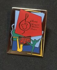 isneyland - Awesome Disney Magic D Music Days Pin - Vintage