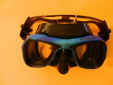 ~ ~ ~  OMER Mask -Bandit Ocean Mimetic/ Scuba Dive Mask / Freediving mask ~ ~ ~