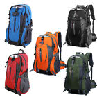 Outdoor Hiking Camping Waterproof Nylon Bag Travel Luggage Rucksack Backpack New