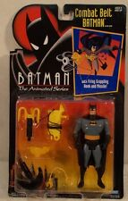 The Animated Series Combat Belt Batman With Grappling Hook Kenner BTAS (MOC)