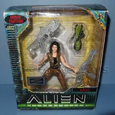 1998 KENNER HASBRO ALIEN RESURRECTION RIPLEY ACTION FIGURE MOVIE EDITION BOXED