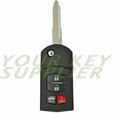 New Keyless Remote Flip Key Replacement BGBX1T478SKE125-01 Mazda 3 6 MX-5 Miata