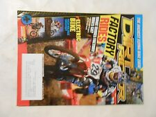 JULY 2009 DIRT RIDER MAGAZINE,ELECTRIC BIKES,HIGH VOLTAGE SHOOTOUT,FACTORY RIDES