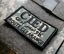KANDAHAR WHACKER ROUTE CLEARANCE COUNTER IED COMBAT ENGINEERING SSI w/Arabic