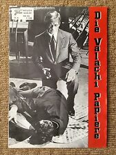 THE VALACHI PAPERS Original GANGSTER Movie Program CHARLES BRONSON JILL IRELAND