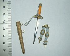 DID Dragon In Dreams 1/6th Scale WW2 German Ceremonial Dagger - Guderian