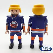 playmobil® Grundfigur: Eishockey NHL® New York Islanders Fan Figur RAR