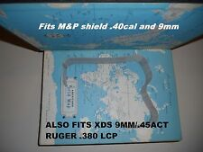 Hide an M&P  book Smith and Wesson M & P shield 9mm and.40