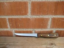 "Vintage 5"" Blade *** CHICAGO CUTLERY 62S *** Boning Utility Knife USA"