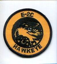 US NAVY GRUMMAN E-2C HAWKEYE Aircraft Carries Ship Squadron Jacket Bullet Patch