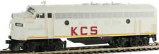 Spur H0 - Diesellok F7A Kansas City Southern -- 24048 NEU