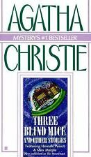 Three Blind Mice and Other Stories, Agatha Christie, Good Book
