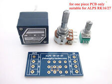 1pcs Adapter PCB for ALPS RK27 RK16 Potentiometer connection board high quality