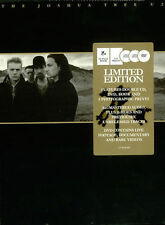 "U2 ""THE JOSHUA TREE"" RARE BOX LIMITED ED 2 CD + DVD + BOOK + PRINTS - SEALED"