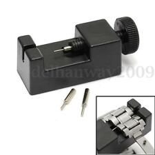 Watch Band Link Pin Remover Strap Adjusting Repair Tool Watch Band Maker + 2 Pin