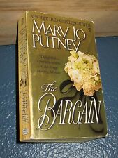The Bargain by Mary Jo Putney *COMBINE SHIP 10 PB bOOk for $6.25* 0451198646