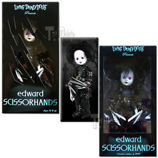 Living Dead Dolls Edward Scissorhands - 2005 SDCC Exclusive - Mezco Toyz