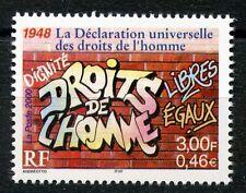 STAMP / TIMBRE FRANCE NEUFN° 3354 ** DECLARATION DES DROITS DE L'HOMME