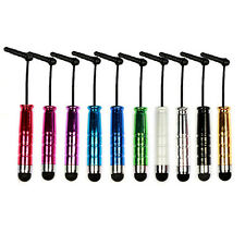 10pcs Mini Universal Metal Stylus Touch Screen Pen for IPhone tablet Ipad ipod