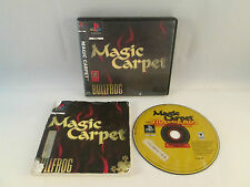 Playstation PS1 PSX - Magic Carpet