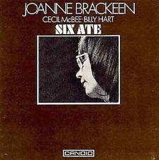 Six Ate by Joanne Brackeen (CD, May-1996, Choice)