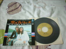 "a941981 Carpenters Japan 7"" We've Only Just Begun"