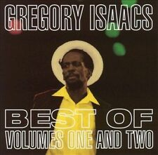 The Best of Gregory Isaacs, Vols. 1-2 by Gregory Isaacs (CD, May-2001,...
