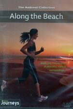 ALONG THE BEACH VIRTUAL WALK WALKING TREADMILL WORKOUT DVD AMBIENT COLLECTION